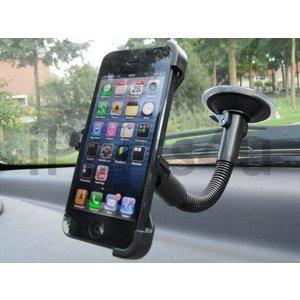 Autohouder iPhone 5/5S/SE met Zuignap
