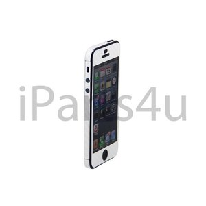 Carbon Skin iPhone 5/5S Wit