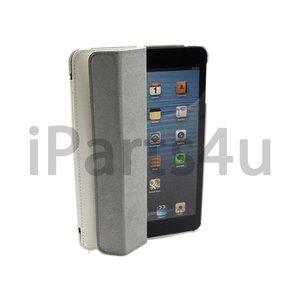 Smartcase iPad Mini Wit Leer