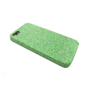 Glitter case iPhone 5 & 5S groen