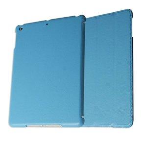 Smartcase iPad Air Hoes Leder Blauw