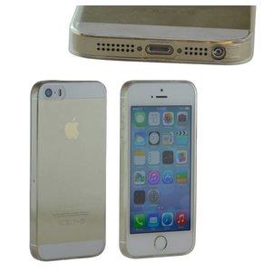 Ultra Dun iPhone 5/5S hoesje Bescherming Uitgangen Transparant
