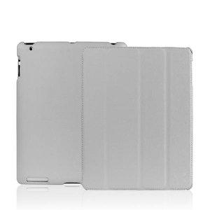 Smartcase iPad Grijs Leer