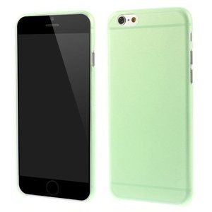 iPhone 6 Plus Ultradunne premium Hardcase Groen