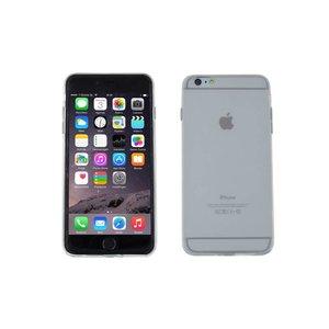 iPhone 6 Plus Hoesje Bescherming Uitgangen Mat Transparant