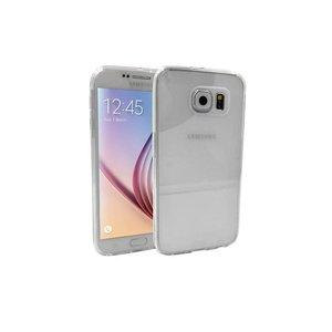 Samsung Galaxy S6 Backcover Transparant