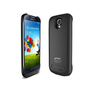 Samsung Galaxy S4 Accu Case Zwart