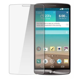 LG G3 Premium Perfect Fit Screenprotector Glas