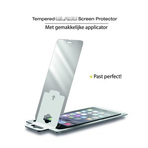 iPhone 6 Premium Perfect Fit Screenprotector Glas