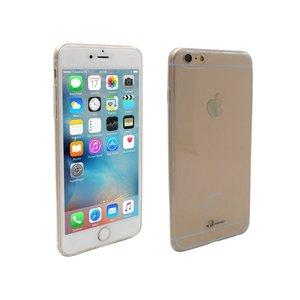 iPhone 6S Plus Hoesje Ultra Dun Siliconen Transparant