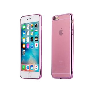 iPhone 6 Plus/6S Plus Bumper Case Ultra Dun Roze