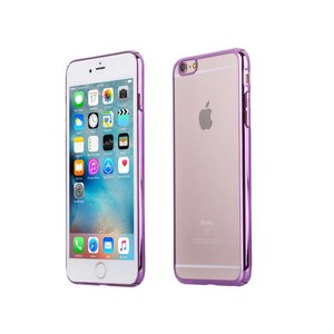 iPhone 6 Plus / 6S Plus Bumper Hardcase Dun Roze