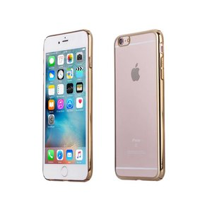 iPhone 6 Plus / 6S Plus Bumper Hardcase Dun Goud