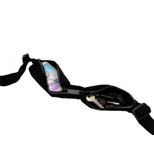 Sport Riem Case Smartphone Waterdicht Zwart