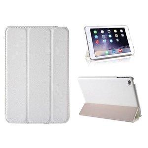 iPad Mini 4 Smart Case Hoes Leder Wit