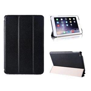 iPad Mini 4 Smart Case Hoes Leder Zwart