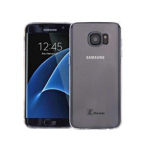Samsung Galaxy S7 Edge Hoesje Siliconen Transp.