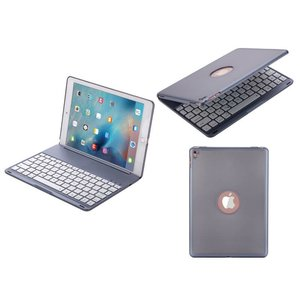 Toetsenbord iPad Air 2/iPad Pro NoteKee Space Grey