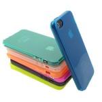 iPhone 5C Siliconen & TPU Hoesje