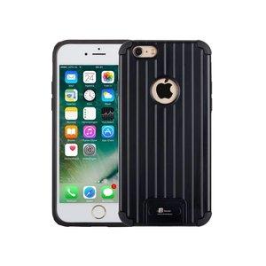 Armor iPhone 6/6S Hoesje Schokbestendig Zwart