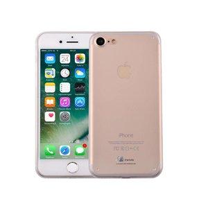 iPhone 8/7 Hardcase Ultradun Premium Mat Transparant
