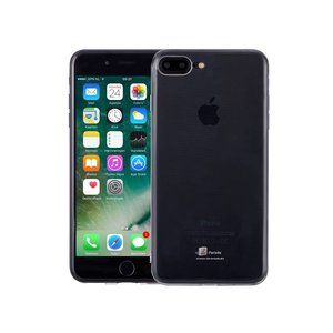 iPhone 8/7 Plus Siliconen Hoesje Transparant