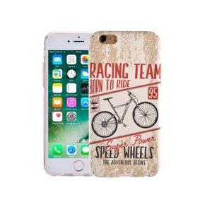 iPhone 6/6S Hoesje Vintage Look Racefiets
