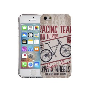iPhone SE/5S/5 Hoesje Vintage Look MTB