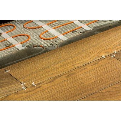 Elektrische vloerverwarming voor vaste vloeren
