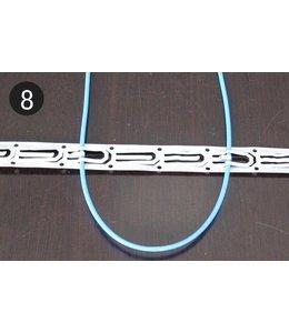 Innovaheat Montagestrip voor elektrische vloerverwarmingskabel