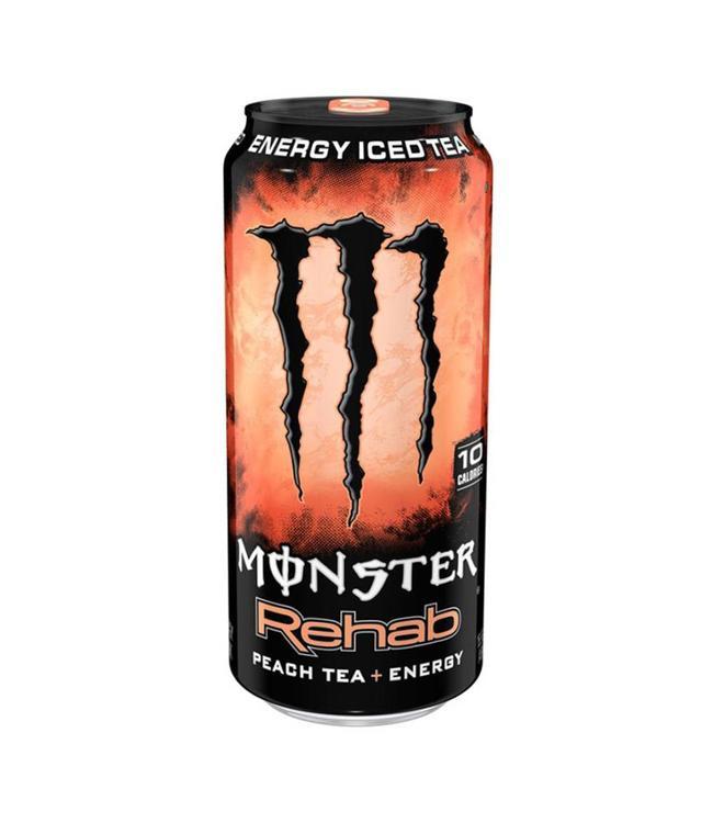 Monster Monster Rehab Peach