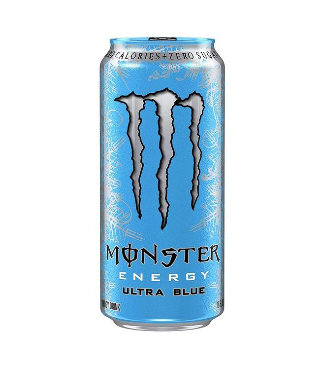 Monster Monster Energy Ultra Blue