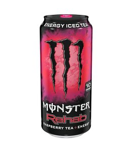 Monster Rehab Raspberry