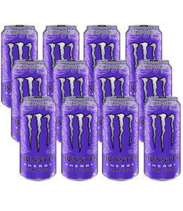 Monster Ultra Violet  12x500ml