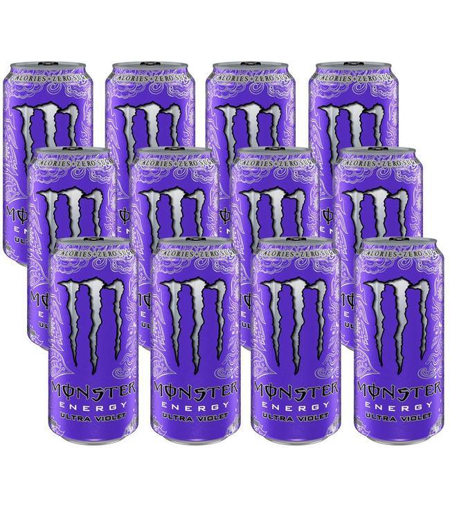 Monster Monster Ultra Violet  Tray