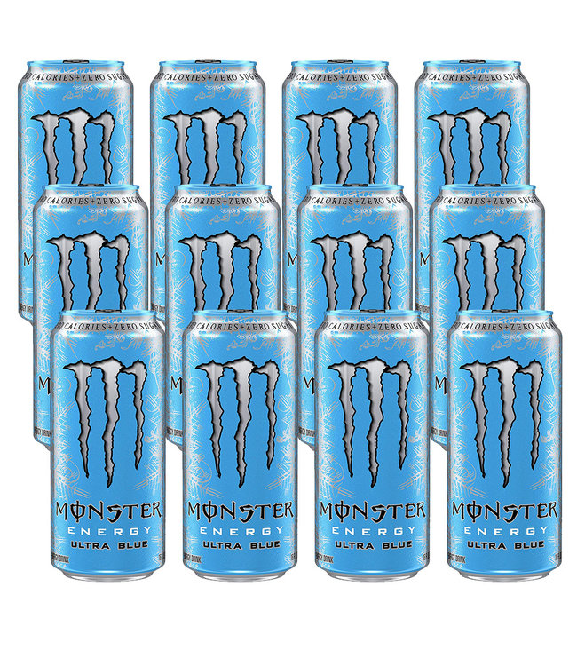 Monster Energy Ultra Blue Tray