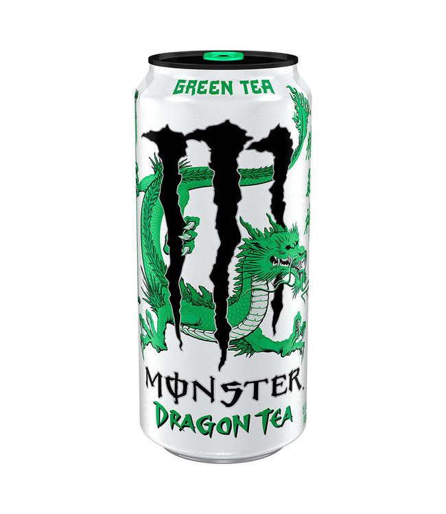 Monster Monster Dragon Green Tea