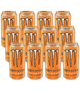 Monster Ultra Sunrise 12x500ml