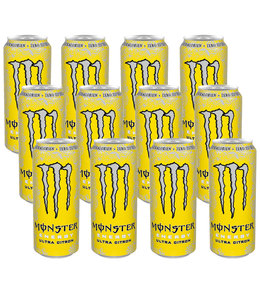 Monster Ultra Citron 12x500ml