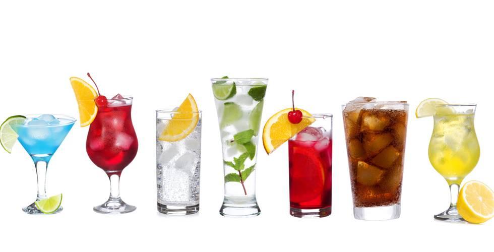 De beste recepten voor een cocktail met energy drink!