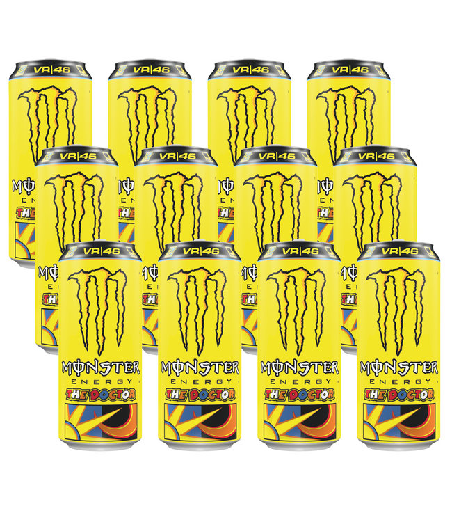Monster The Doctor VR46  Tray