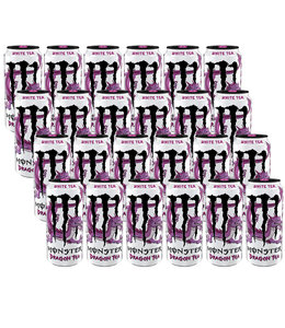 Monster Dragon White Tea 24x473ml