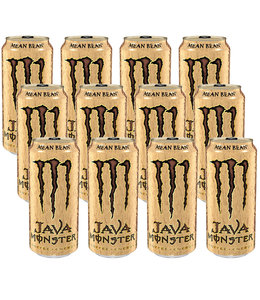 Monster Java Mean Bean 12x473ml