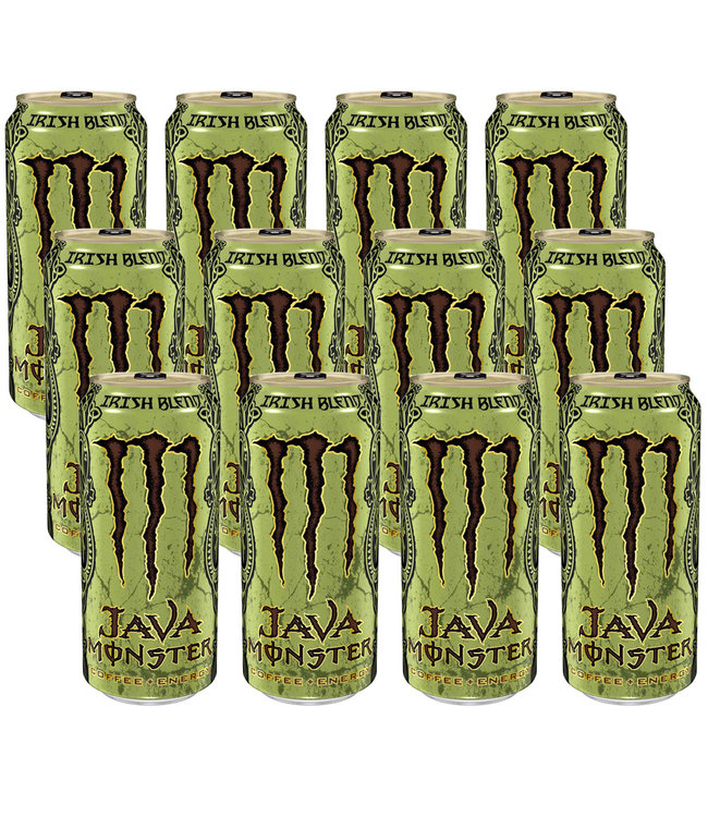 Monster Monster Java Irish Blend Tray