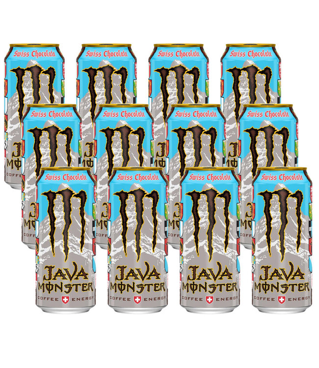 Monster Java Swiss Chocolate Tray