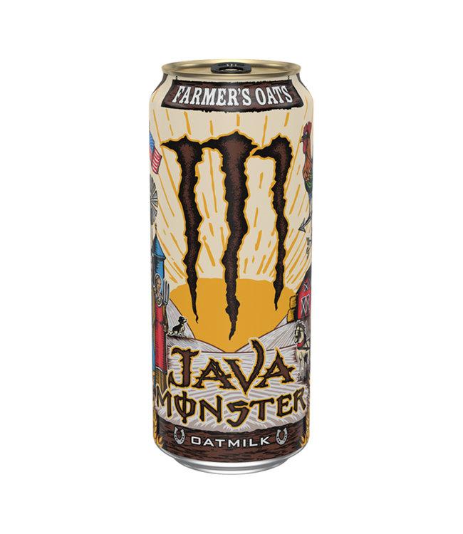 Monster Java Farmer's Oats