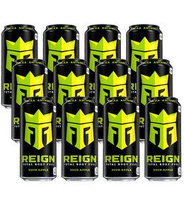 Reign Sour Apple 12x500ml