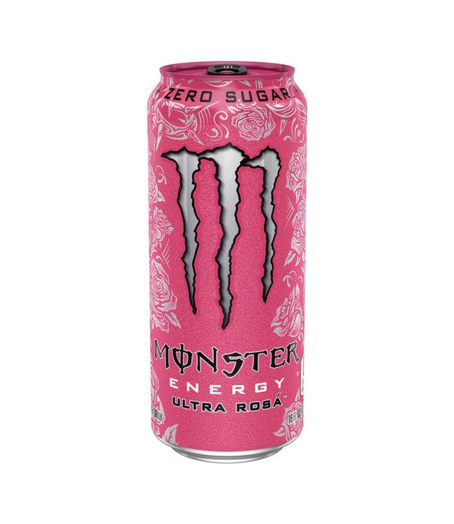 Monster Energy Ultra Rosá