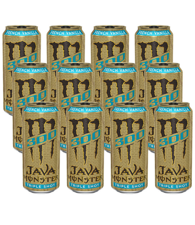 Monster Java French Vanilla Tray
