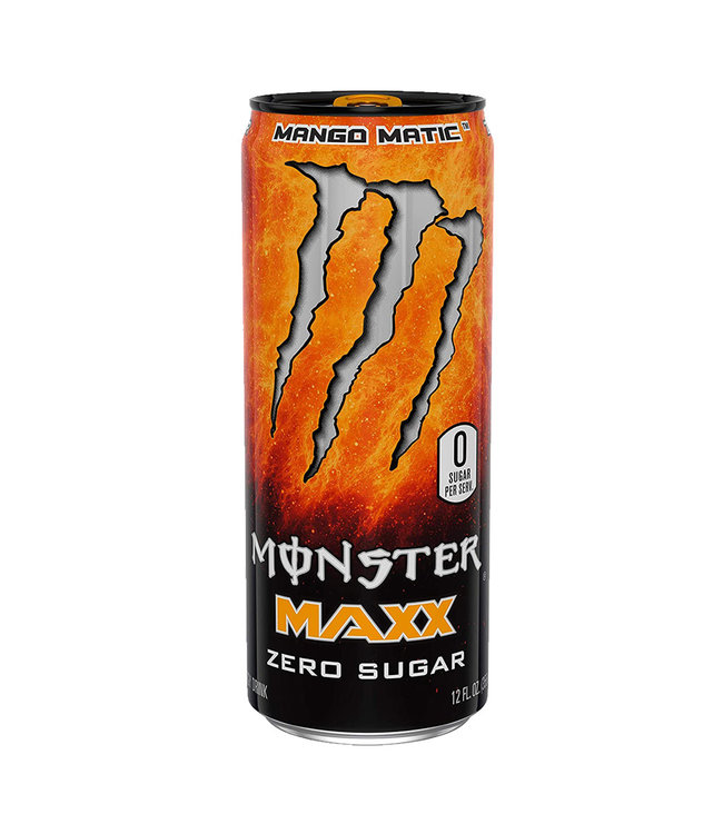 Monster Energy Maxx Mango Matic
